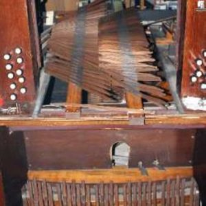 The organ in bits